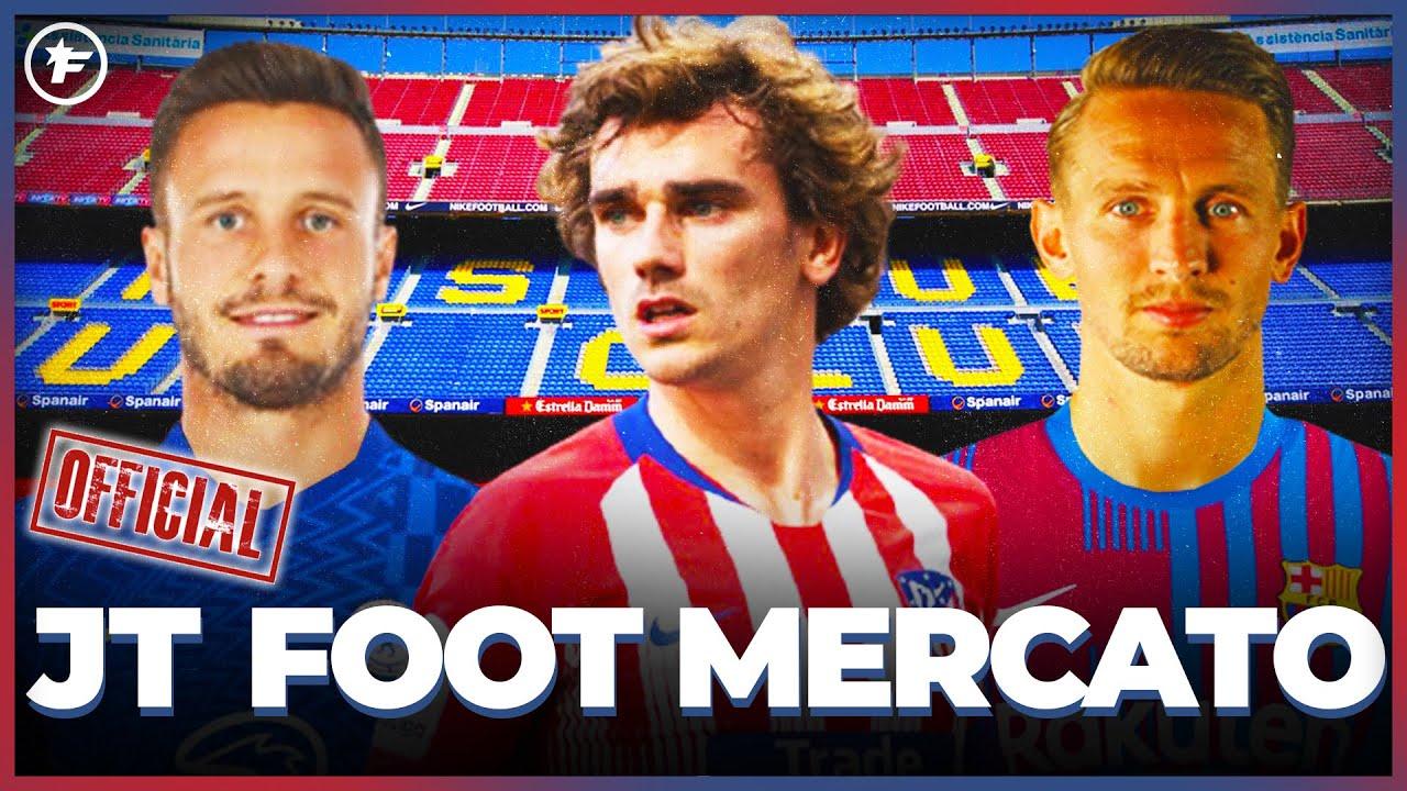 Les coulisses de l'incroyable 31 août du trio Atlético-Chelsea-Barça   JT Foot Mercato