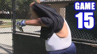 IF HE'S PLAYING SHIRTLESS, SO AM I! | On-Season Softball Series | Game 15