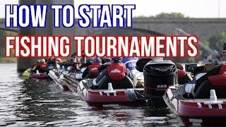 How To Start Fishing Tournaments - Bass Fishing