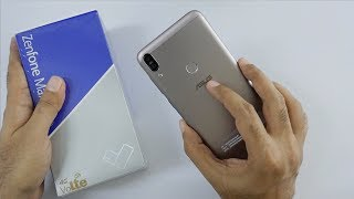 New Zenfone Max Pro 6GB with Improved Camera Unboxing & Overview