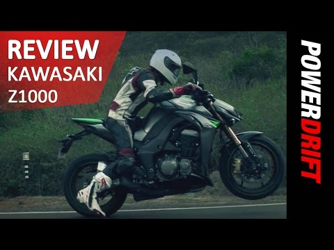 Kawasaki Z1000 Review: PowerDrift