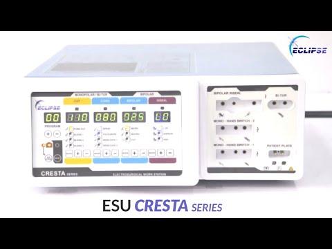 Cresta W Cautery Machine