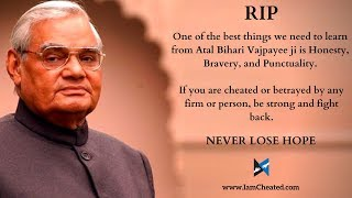 Atal Bihari Vajpayee: Major Economic Reforms in India | Atal Bihari Vajpayee Powerful Speech