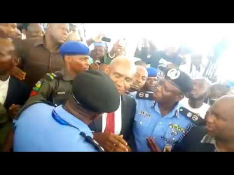 Police Arrest Senator Ovie Omo-Agege for mace theft