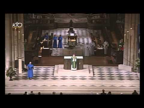 Messe du 23 février 2014