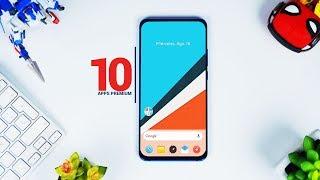 10 Nuevas Apps PREMIUM para Android | Edición DE LUJO AGOSTO 2018