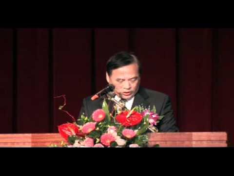 20120201義守大學新任、代理校長交接--新任校長蕭介夫致詞