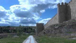 Segovia y Ávila  17, 18 y 19 de mayo de 2013.