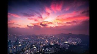 打風前夕上飛鵝 灰天爆鏡好坎坷 // 香港風景攝影 // 飛鵝山