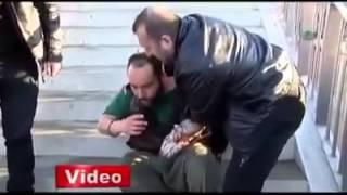 Köpekler Bir Müslümanı linç etmeye kalktı