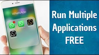 Run Multiple Apps on Any iPhone for FREE (2019)