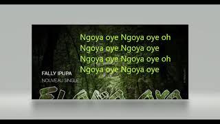 Eloko oyo fally Ipupa  Lyrics