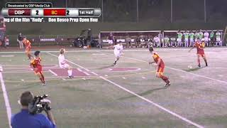 Don Bosco Prep Soccer vs Bergen Catholic