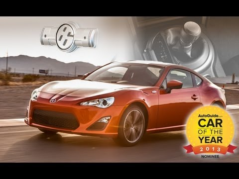 2013 AutoGuide.com Car Of The Year 1st Nominee - Scion FR-S