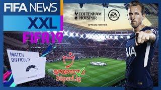 FIFA XXL NEWS ● Die SPURS werden PARTNER, ULTIMATIV in der KARRIERE & vieles mehr!