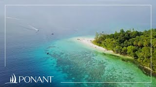 Ponant Cruises: Tropical cruises with Mick Fogg