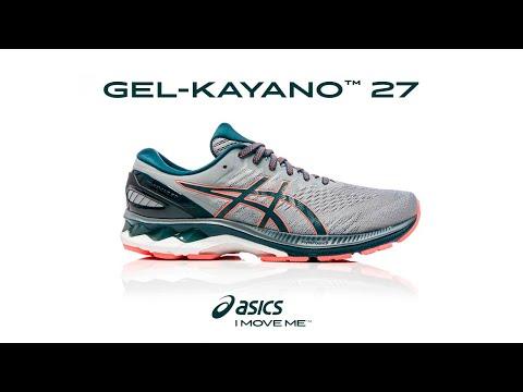 Обзор кроссовок Asics Gel-Kayano™ 27 от Manuel Achting