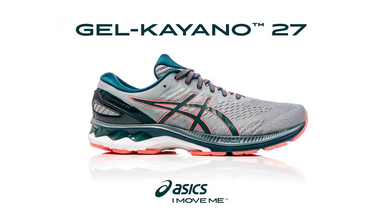 Обзор кроссовок Asics Gel-Kayano 27 от Manuel Achting