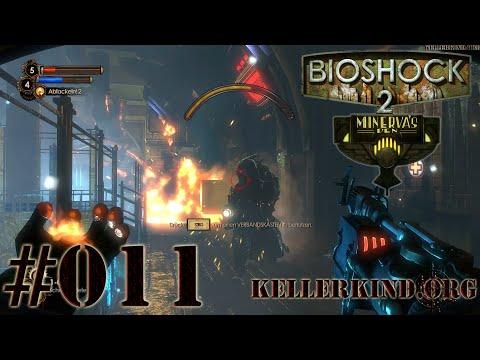 Bioshock 2 Minerva´s Den [HD|60FPS] #011 - Die Rückkehr der Flamme ★ Let's Play Bioshock 2 MD