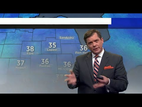 Metro Detroit weather forecast for Nov. 19, 2019 -- noon update