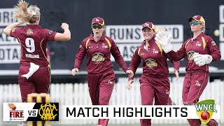 Ferling, Mooney star as QLD storm to crushing win over WA | WNCL 2021