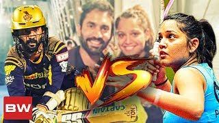Dinesh Karthick vs Deepika Pallikal ! | IPL 2018 | CommonWealth 2018