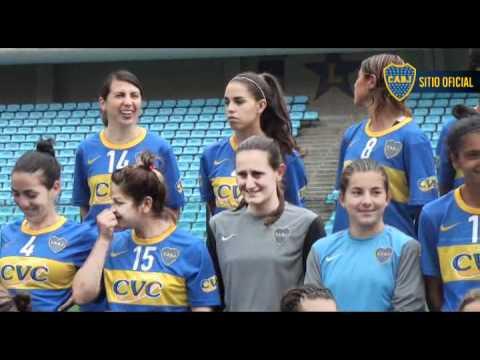 Las chicas de Boca van a la Libertadores