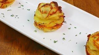 Potato Stacks Recipe
