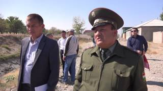 Конференция по предотвращению риска стихийных бедствий в Таджикистане