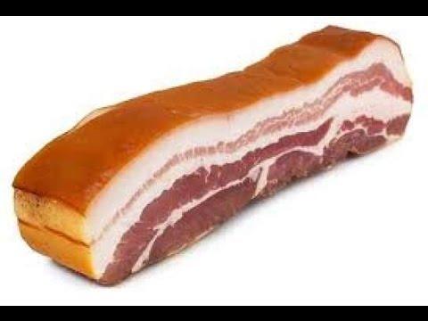 Можно ли христианам кушать свинину, или сало