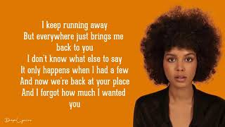 Arlissa   Running Lyrics 🎵