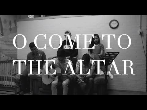 O Come To The Altar Chords Lyrics Elevation Worship