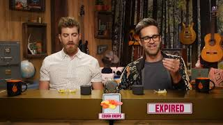Expired Food Taste Test (EXPERIMENT)