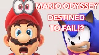 SONIC WARNS about MARIO ODYSSEY