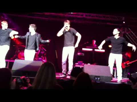 Big Time Rush Boyfriend Live at Jingle Ball Tampa 12/11/2011