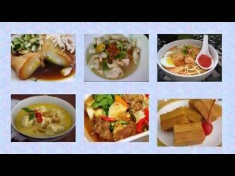 Video Aneka Kuliner dan Masakan Khas di Palembang