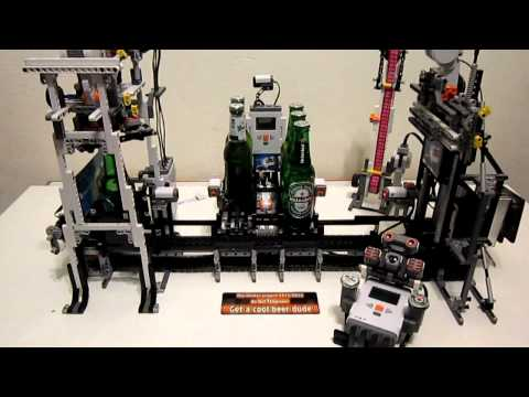 The Best Use Of Lego Mindstorms Ever