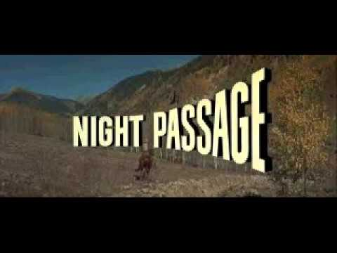 Dmitri Tiomkin: Night Passage opening title music