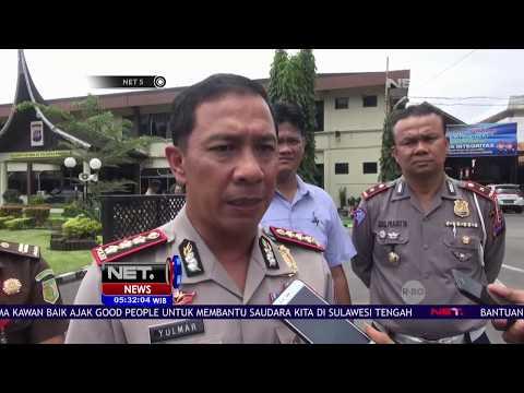 Rekonstruksi Pembunuhan Ambulans Maut Oleh Polresta Padang Sumbar - NET 5