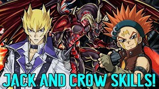 Yu-Gi-Oh! Duel Links] DARK SIGNER SKILLS LEAKED! INFERNITY AND