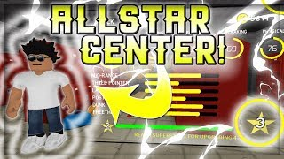 PLAYING ON AN ALLSTAR CENTER RIM PROTECTORS ACCOUNT! 87 DUNK! RB World 2