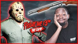 HAHA! HILARIOUS RAGE MOMENTS! - Friday The 13th Gameplay Ep.22