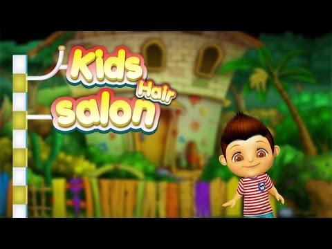 Video of Kids Hair Salon - Kids Game