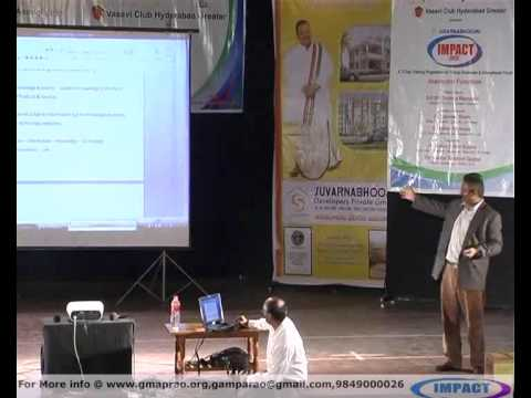 Learner Are Winners|Ramesh Vemuganti|TELUGU IMPACT Hyd 2012