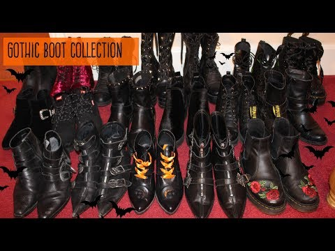 Gothic Boot Collection - 2019