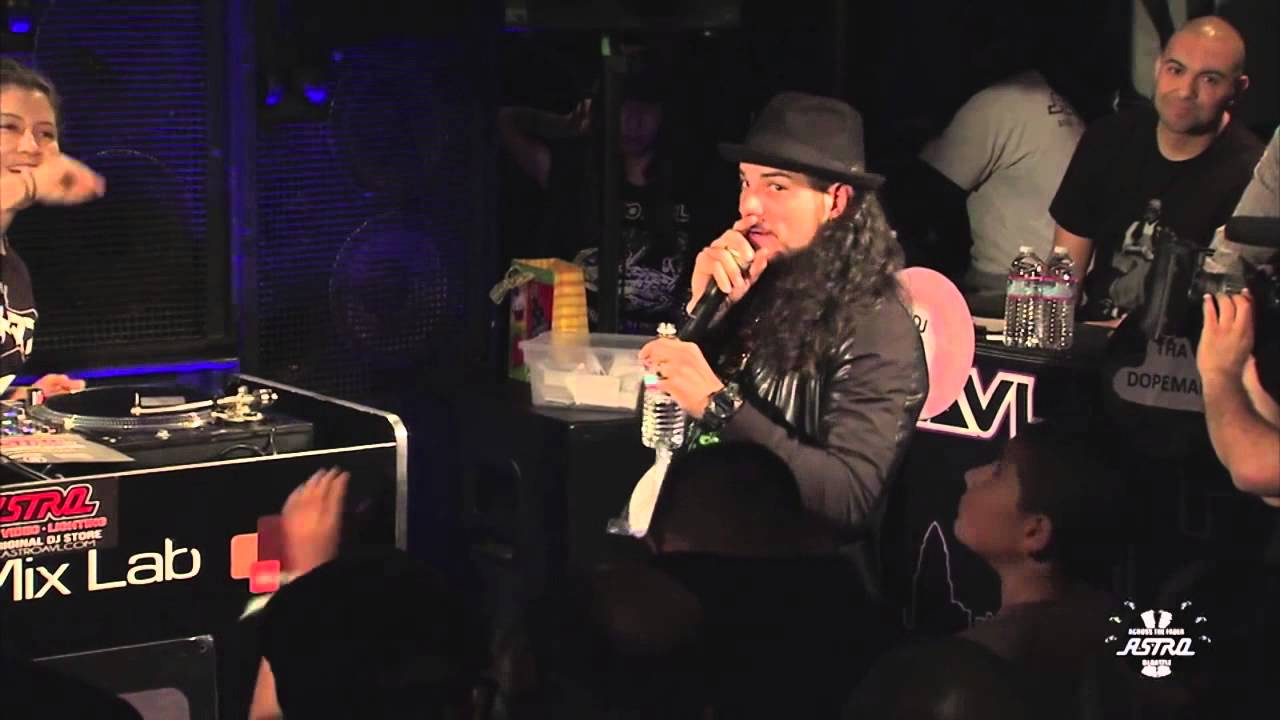 Patty Clover - Live @ Astro Across The Fader Dj Battle 2015 Round 2 2015