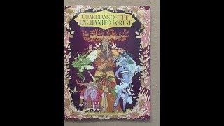 Guardians Of The Enchanted Forest Flip Through