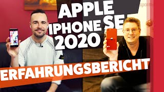 Apple iPhone SE (2020) - Unser Erfahrungsbericht (Deutsch)
