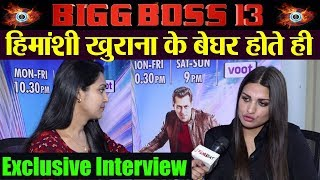 Bigg Boss 13: Himanshi Khurana evicted from Salman Khan's show | Exclusive Interview | FilmiBeat