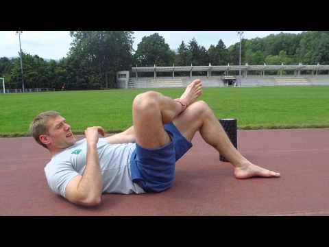 Ból pleców lub mięśniaki